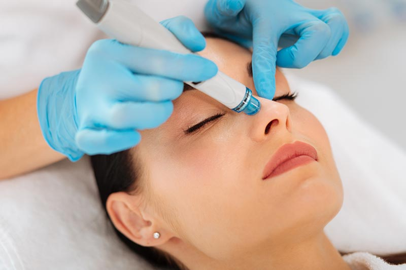 hydrabrasion facial spa treatment sydney