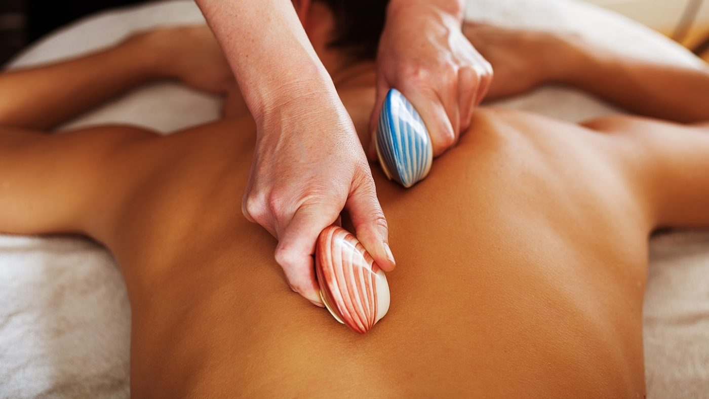 lava shell massage sydney