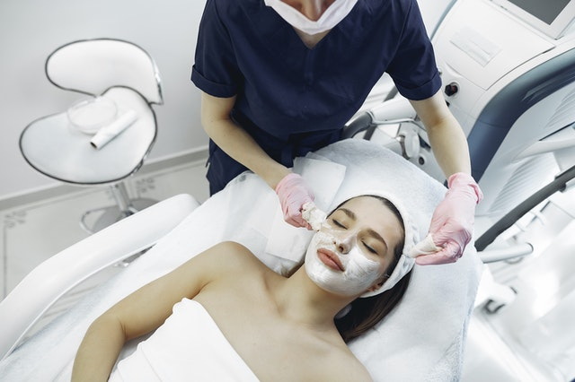 medical grade facial peel clinic sydney