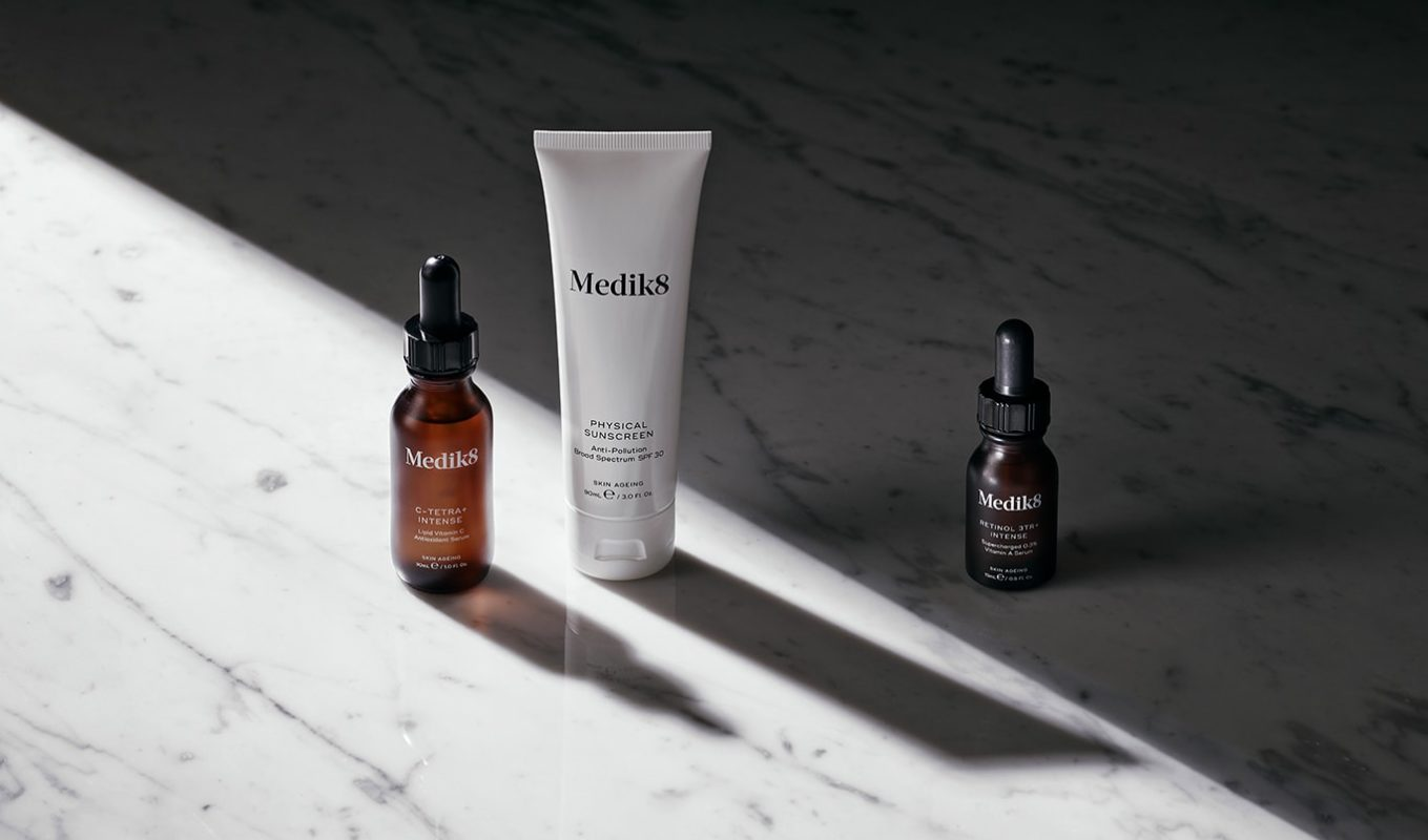 medik8 facials clinic in sydney